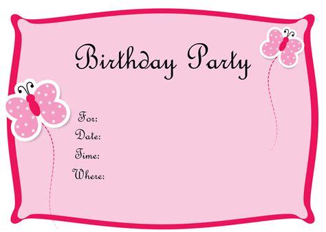 birthday invitations  print
