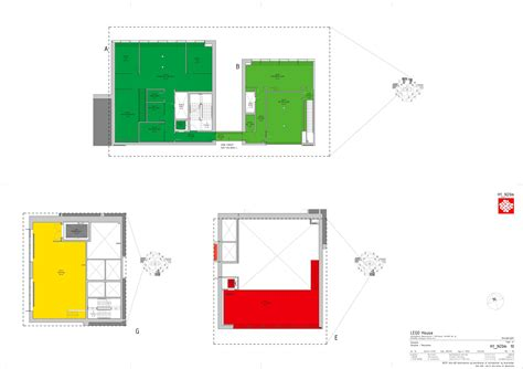 lego house floor plan gallery of lego house big 23