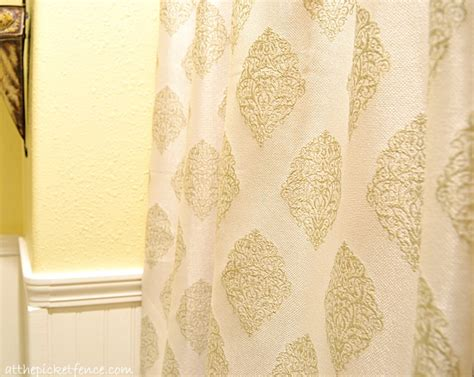 Country Bathroom Curtains Country Curtains Best Quality Linen In Beige Color Blue Botanical Pattern