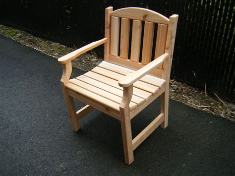 Wallingford Garden Chair Adirondack Chairs Seattle Outdoor Cedar Furniture