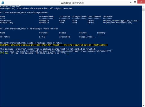 install windows 10 command line windows 10 will come with a command line package manager