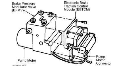repair anti lock braking 2008 audi a3 electronic toll collection abs ebcm ebtcm module repair rebuild for ford mustang ebay