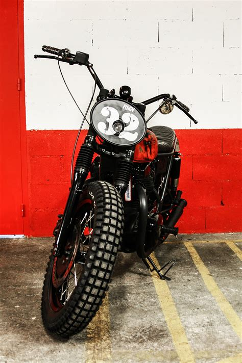 Kawasaki Blitz Original r m williams x blitz kawasaki w650