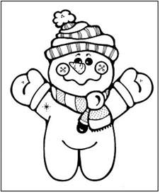 winter coloring pictures winter coloring pages winter images to color