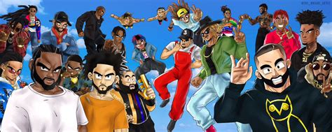 Anime Rapper by Anime And Hip Hop S Intersecting Point The Weekly Spoon