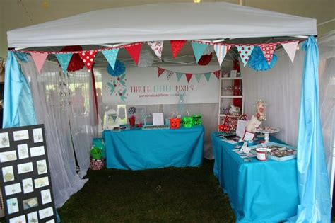 outdoor display ideas outdoor booth display craft ideas business help