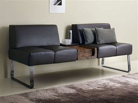 leather bench with back the patmos leather bench by terry dwan