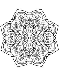 Mandalas para Colorir | Mandalas para colorir, Desenhos de