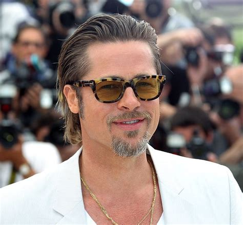 mafia hairstyles for men brad pitt s hair evolution 20 pics