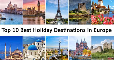 top 10 favorite blogger home tours top 10 best holiday destinations in europe europe group