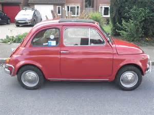 Original Fiat Is The Original Fiat 500 The Ultimate City Car