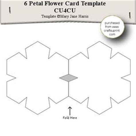 flower bouquet pop up card template 28 images of envelope template 6 petals flower infovia net