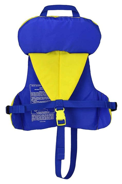 most comfortable infant life jacket the best infant life jacket for babies less than 30lbs
