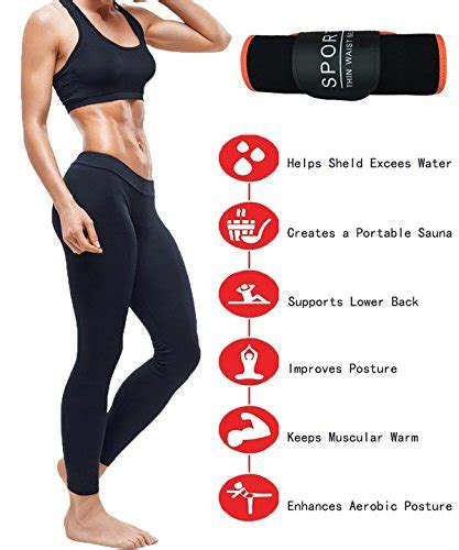waist trimmer belt ab exercise belt workout abdominal trainer for weight loss wrap