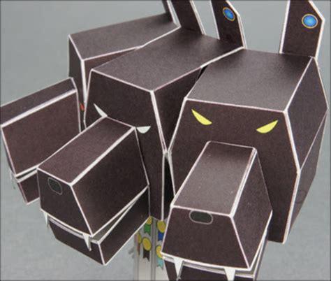 Papercraft Mobil - papercraft