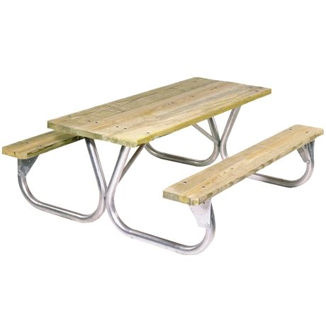 metal picnic table frame commercial metal picnic table frames only