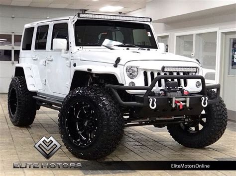 white jeep jku wrangler jku jeep thrills pinterest flare and black