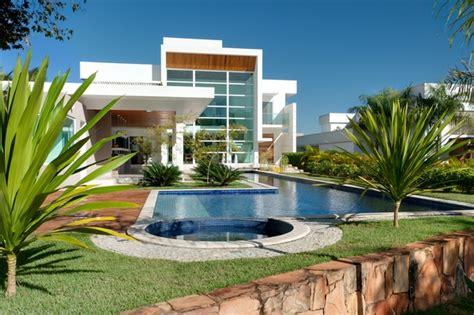 moderna kuća u brazilu luksuzni portal moda