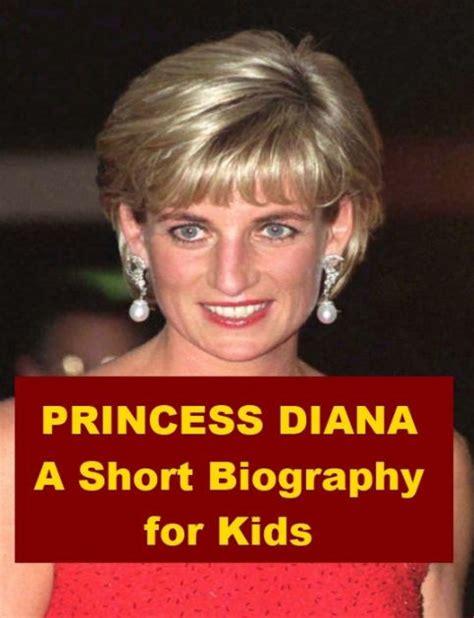 princess diana biography ebook free download princess diana a short biography for kids by josephine