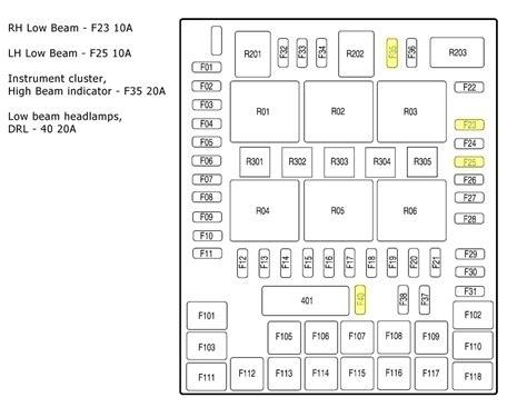 where is the fuse box in a 2014 gmc html autos post f150 headlight faq walkthrough draft f150online