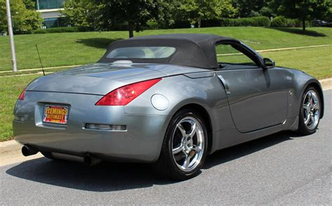 electric power steering 2006 nissan 350z roadster lane departure warning 2006 nissan 350z 2006 nissan 350z roadster for sale to