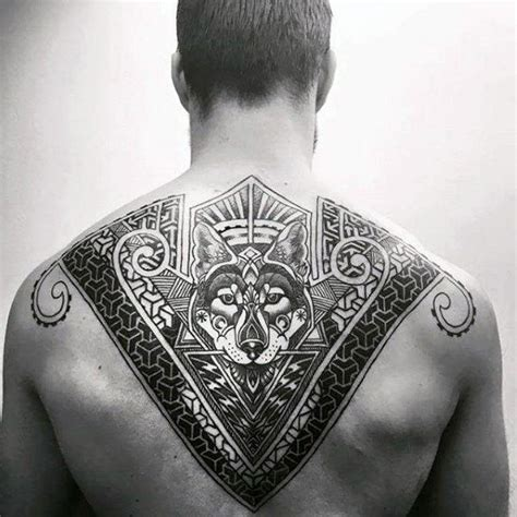 back tattoo man jumping 50 upper back tattoos f 252 r m 228 nner masculine ink design