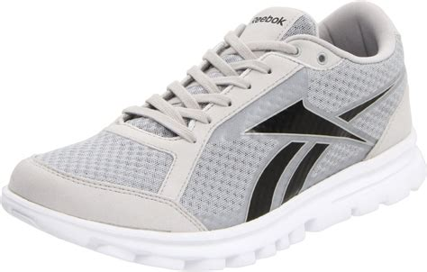 reebok yourflex running shoes reebok reebok mens yourflex run running shoe in gray for