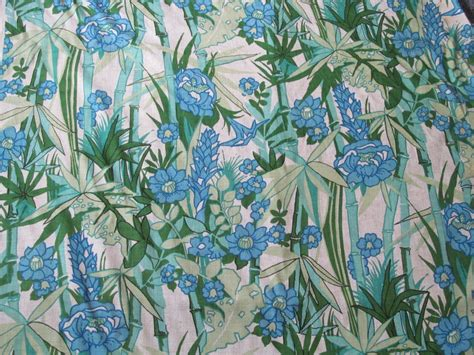 Waverly Drapery Fabric By The Yard vintage waverly fabric by the yard