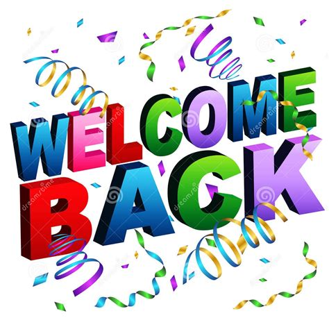 Free Printable Welcome Back Signs For Work