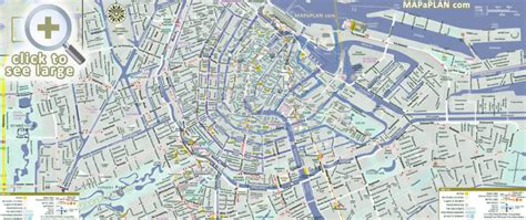 5 Beds In One Room by Amsterdam Maps Top Tourist Attractions Free Printable