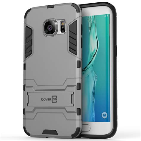 Hardcase Casing Samsung Galaxy S7 for samsung galaxy s7 edge soft kickstand dual