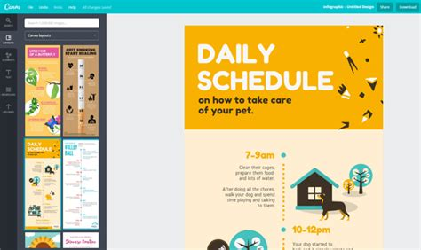 canva infographic 11 best free tools to create awesome infographics