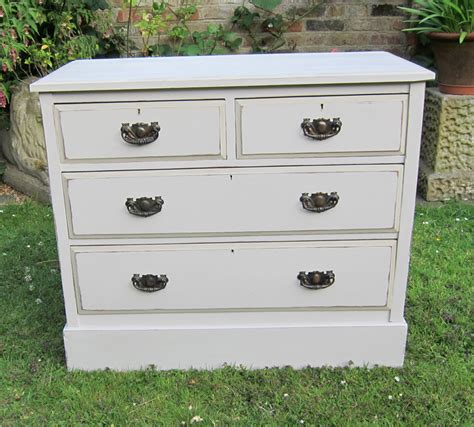 White Painted Chest Of Drawers Uk by White Painted Walnut Chest Of Drawers