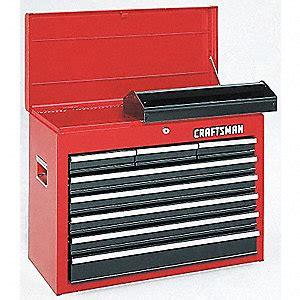 craftsman 8 drawer tool cabinet craftsman tool cabinet 8 drawer 20x26 in red blk 8tmc1 9