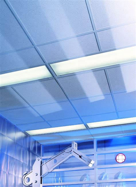 cleanroom ceiling tiles usg clean room acoustical panels for clean room