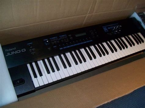Keyboard Roland Juno D roland juno d for sale in galway from marlowvious