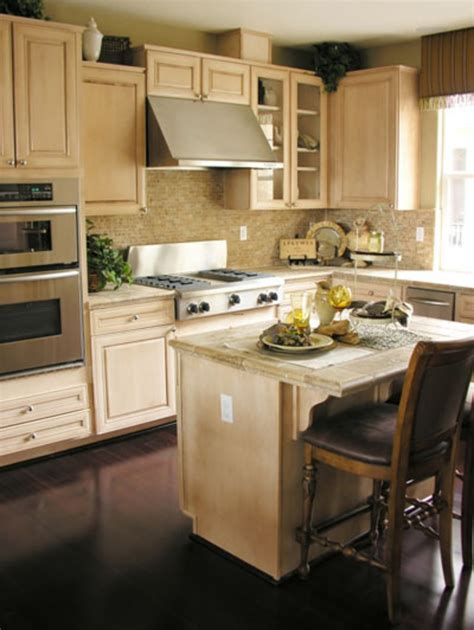 pictures of small kitchens with islands small kitchens islands images
