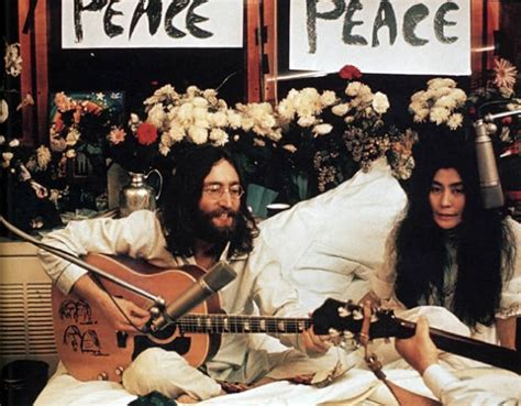 john lennon bed in my peaceful weekend in montreal quebec peace canadian style