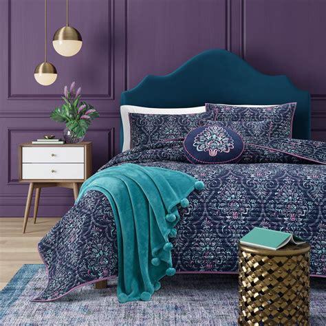 kayani coverlet indigo twin comforter