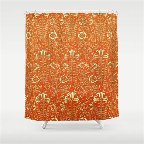 tangerine shower curtain 17 best images about tangerine shower curtain tangerine
