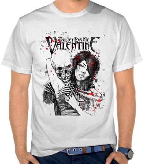 Kaos Bullet For My 4 jual kaos bullet for my 3 bullet for my