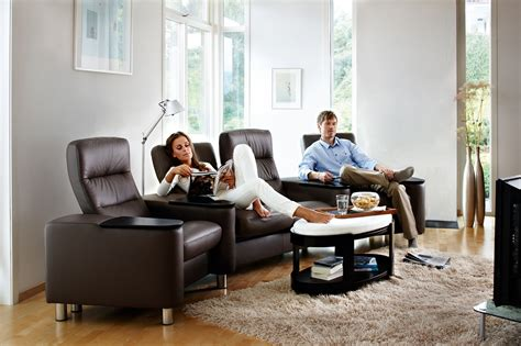 For Comfort Tv by Unique Comfort Sofas From Ekornes Interior Design Ideas
