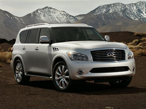 2013 Infiniti Qx56 Price Photos Reviews Features