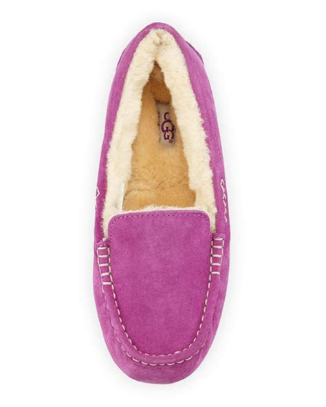 slipper cactus ugg ansley moccasin slipper cactus flower