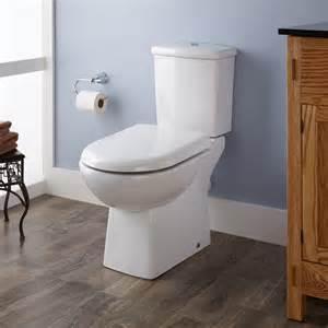 Bathroom Outlet Height Stapleton Dual Flush European Rear Outlet Toilet Two