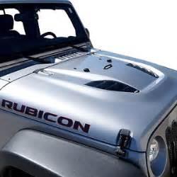 Custom Jeep Hoods Custom Power Dome Style For Jeep Wrangler Jk 2007