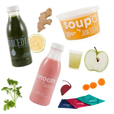 Juice And Soup Detox by Juice Soup Smoothie Cleanse Juiced Co