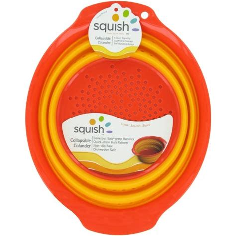 Squish For By Jaya Cell 88 squish colander 4 quart