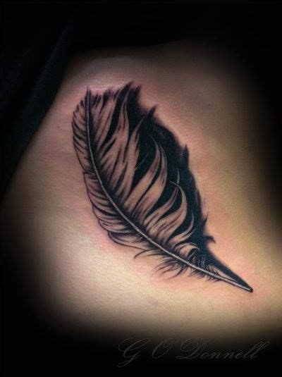tattoo 3d feather 3d tattoo of a feather tattoos and ideas pinterest