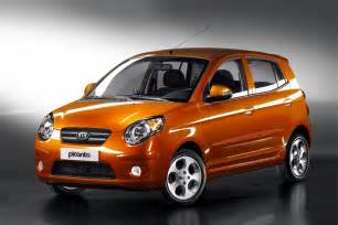 kia picanto korean cars